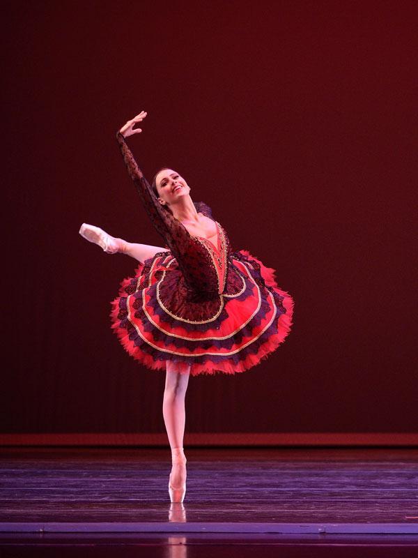 Katherine Barkman Ballerina
