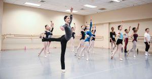 ballet teaching faculty